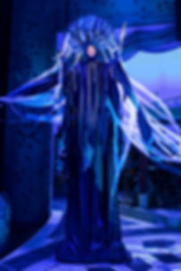 Sea Witch Theatre Costume Design New York Chicago