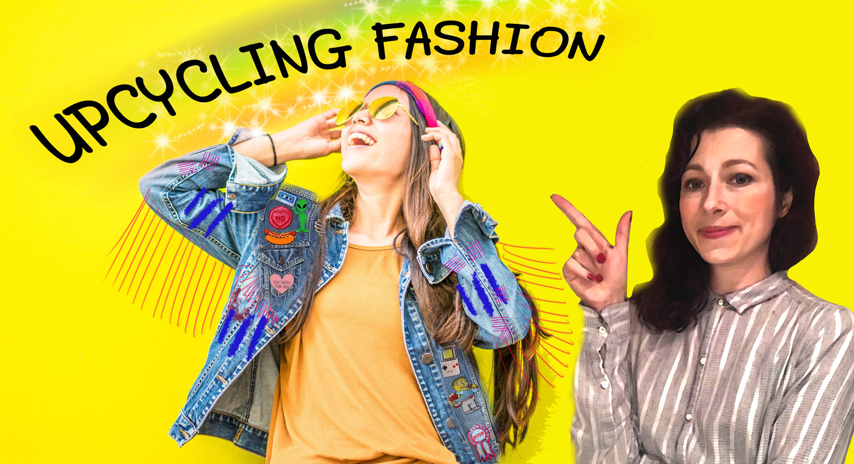 Upcycling Fashion Design Course