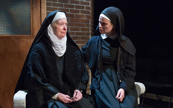 Doubt A Parable The Gift Theatre Chicago Steppenwolf Theatre Sanja Manakoski Costume Designer