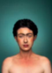Stage Makeup Artist Make up Frida Kahlo Sanja Manakoski
