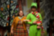 Kids Theatre Lyle the Crocodile Costume Design by Sanja Manakoski at Lifeline Theatre Chicago