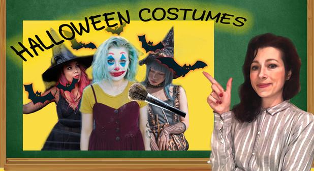 Halloween Character Costume Design Workshop