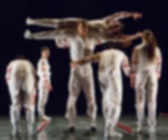 Costume Design Bauhaus Innovative Design Sculpture Fashion Dance Hedwig Dances Sanja Manakoski
