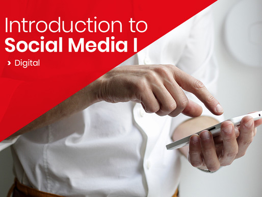 Introduction to Social Media - Part I
