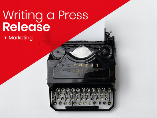 'Do's and Don'ts' of Writing a Press Release