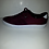 Thumbnail: LAKAI FLACO MEN'S SKATEBOARD SHOES; PORT SUEDE;BURGUNDY;MS416-0110-A00