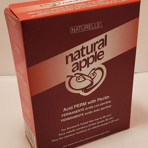 Zotos natural apple acid perm with pectin;normal & tinted hair