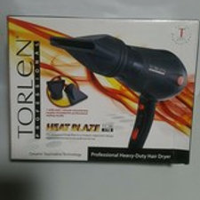 TORLEN PROFESSIONAL HEAVY DUTY HAIR DRYER HEAT BLAZE ;TOR175;1875 WATTS