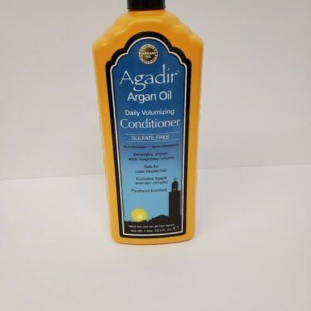 AGADIR ARGAN OIL DAILY VOLUMIZING CONDITIONER;33.8OZ;SULFATE-FREE;ALL HAIR TYPES