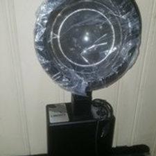 HD-1500 LIBERTY MODEL 1500 HIGHLAND HOODED HAIR DRYER; BLACK;