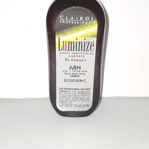 CLAIROL PROFESSIONAL LUMINIZE GENTLE CONDITIONING LIGHTENER; NO AMMONIA; 2FL.OZ