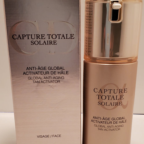 Christian Dior capture totale solaire global anti aging tan activator; 1.7fl.oz