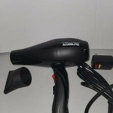 CENTRIX ALUMILITE TOURMALINE IONIC LIGHTWEIGHT HAIR DRYER; 3 HEATS; 2 SPEEDS;