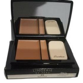 Guerlain lingerie de peau foundation & concealer for women; spf 20; 0.39 oz