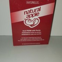 LOT OF 4 ZOTOS NATURAL APPLE ACID PERM WITH PECTIN;NORMAL & TINTED HAIR