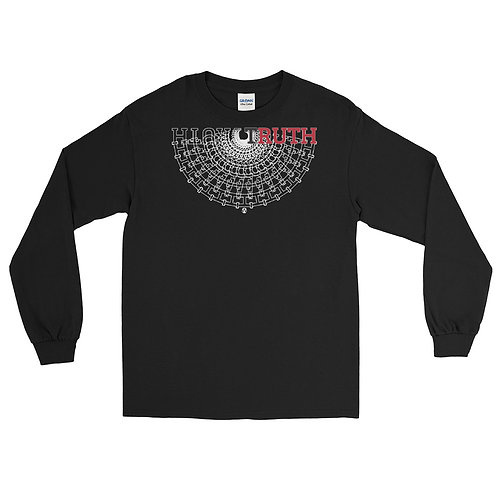 T_RUTH - Men's Long Sleeve Shirt