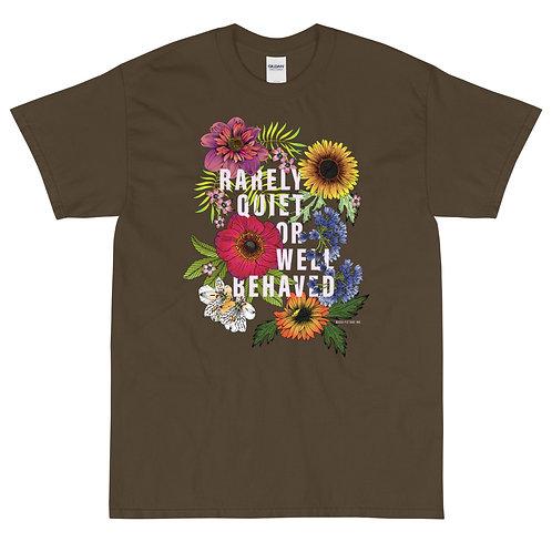 Rarely Quiet - Short Sleeve T-Shirt