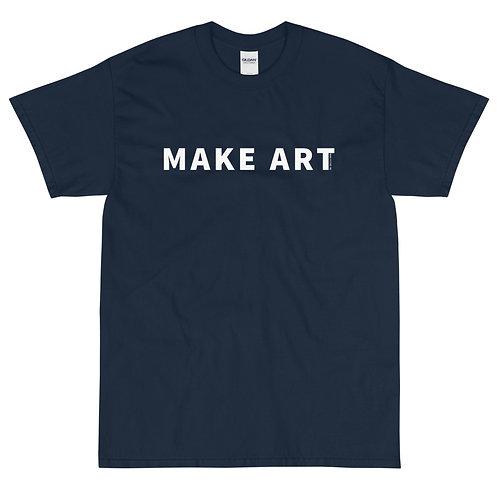 Make Art - Short Sleeve T-Shirt
