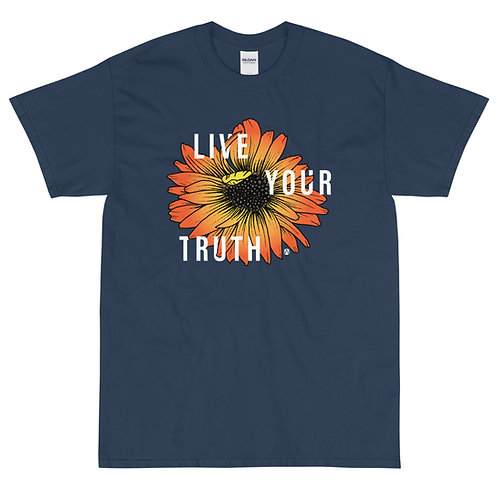 Live Your Truth - Short Sleeve T-Shirt