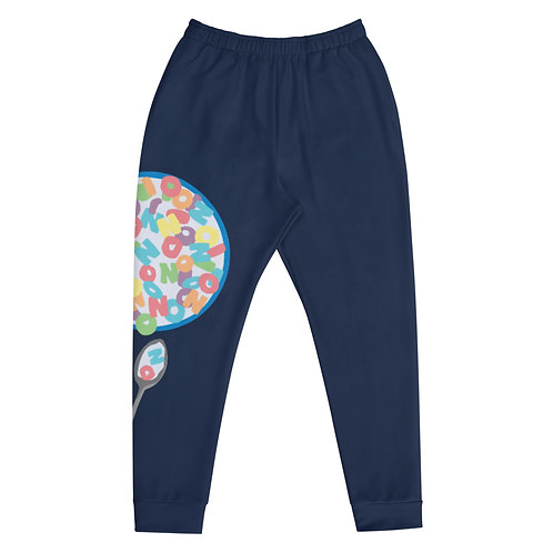 NO for Breakfast - Men's Joggers