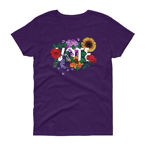 VOTE - Women's short sleeve t-shirt