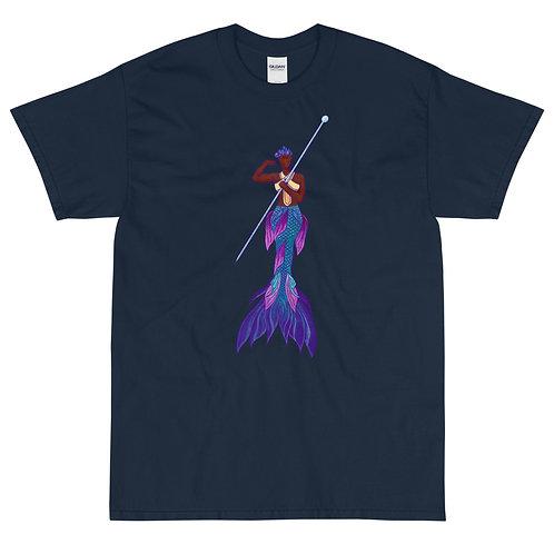 Merperson (dark tone) - Short Sleeve T-Shirt