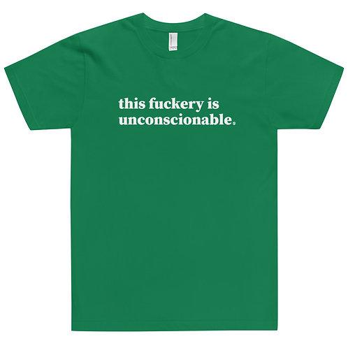 Unconscionable - T-Shirt