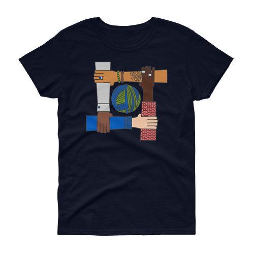 Stronger Together - Women's short sleeve t-shirt