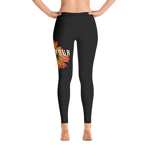 Live Your Truth - Leggings