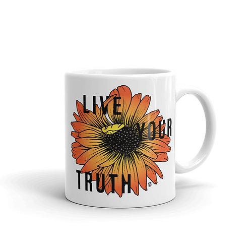 Live Your Truth - Mug