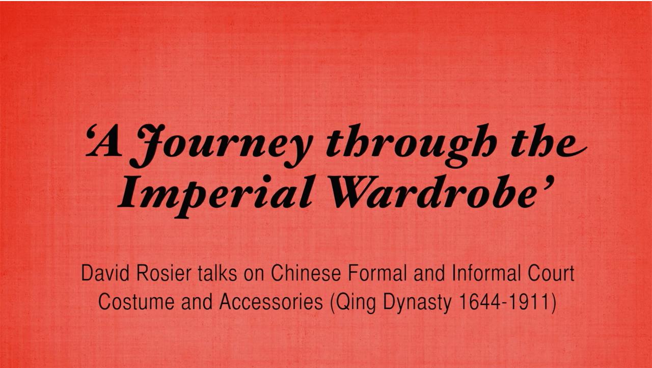 A talk by David Rosier