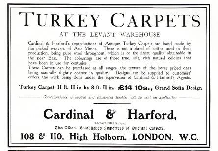 Oriental Carpet Suppliers