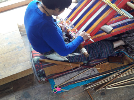 Bhutanese Textiles: Ritualistic and Everyday textiles of Bhutan