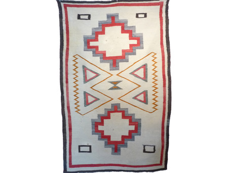 Navajo: A brief survey of the weavings of the Navajo