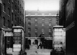 Cutler Street early 20th C
