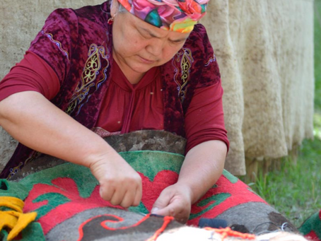 Textile Tour of Kyrgyzstan