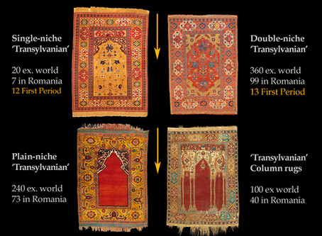 The Column Motif in Ottoman Court Prayer Rugs and Beyond