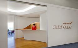 LAX Virgin Atlantic Clubhouse