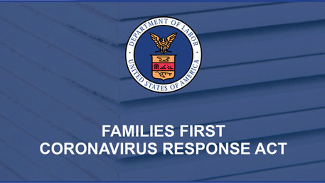 US Dept. of Labor - FAMILIES FIRST ACT