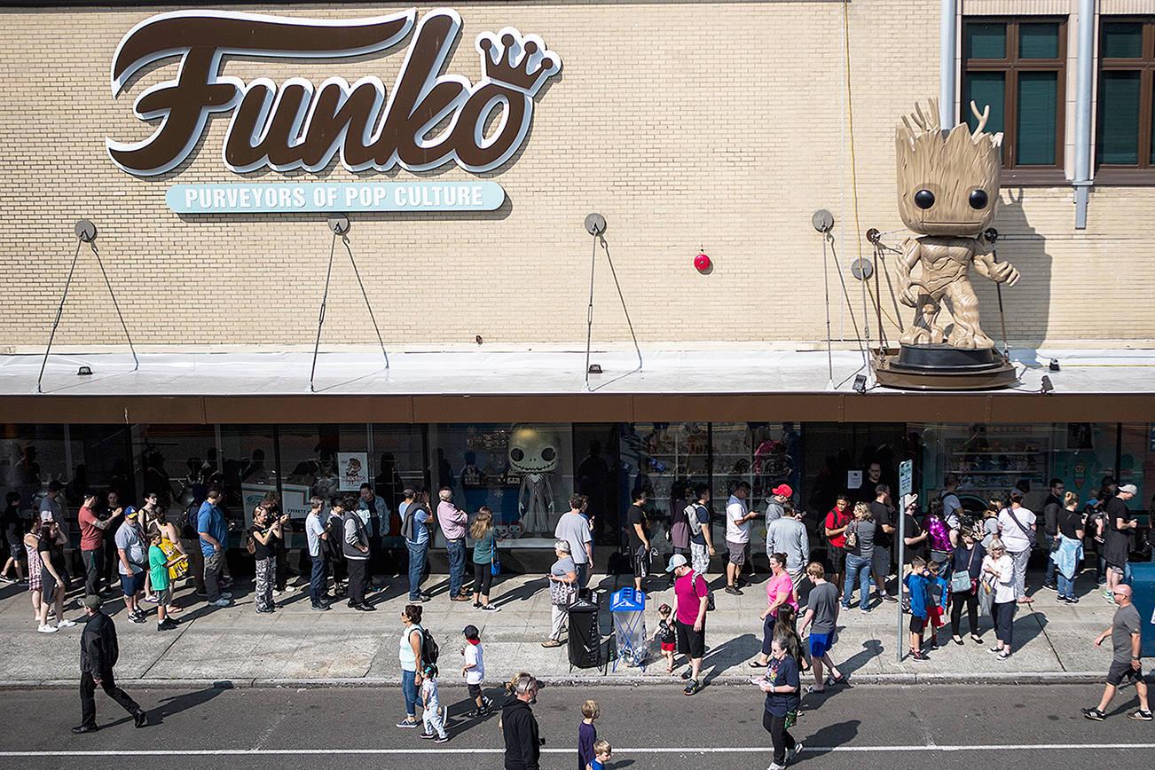 Funko Retail