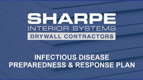 Infectious Disease Preparedness & Response Plan