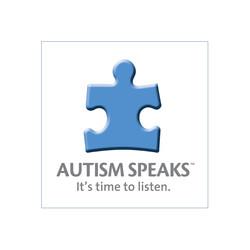 Autism Speaks - white box