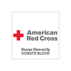 American Red Cross - with box - DONATE B