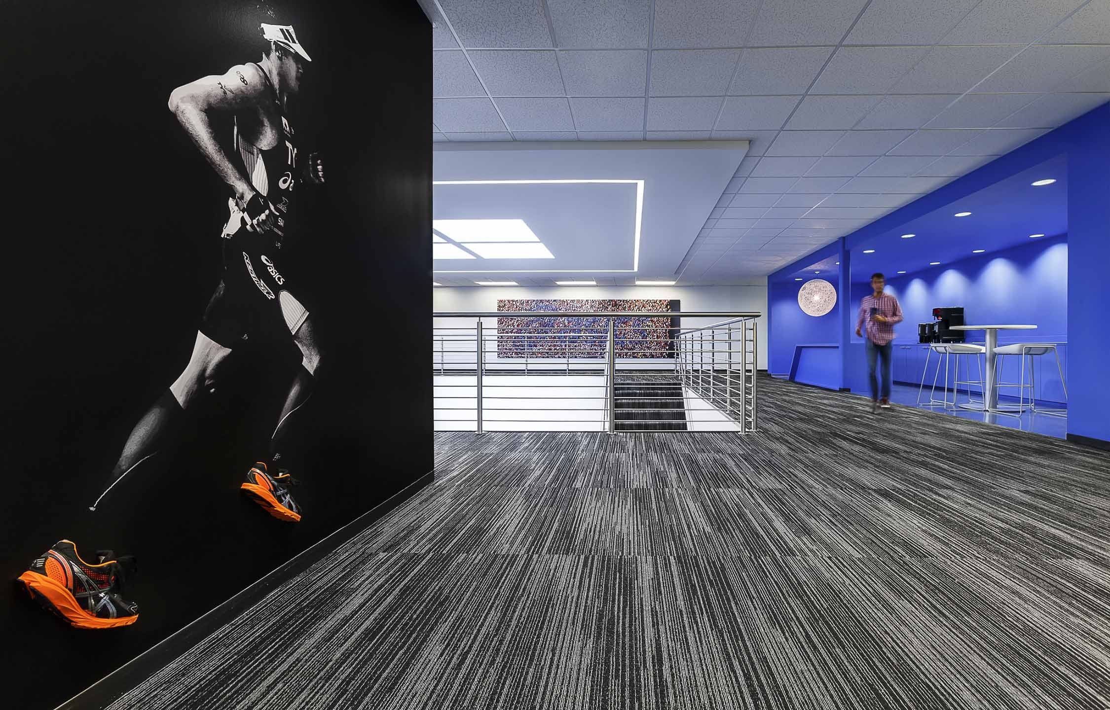 Asics America Headquarters