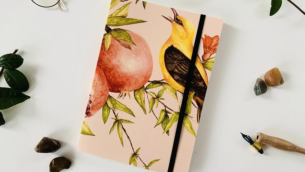 'Golden Oriole' notebook