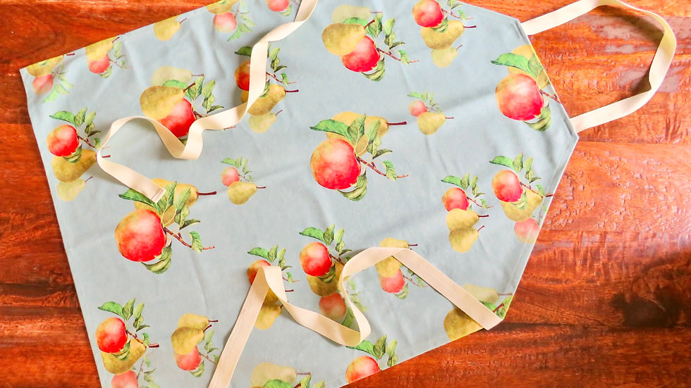 'Apple and Pears' Apron