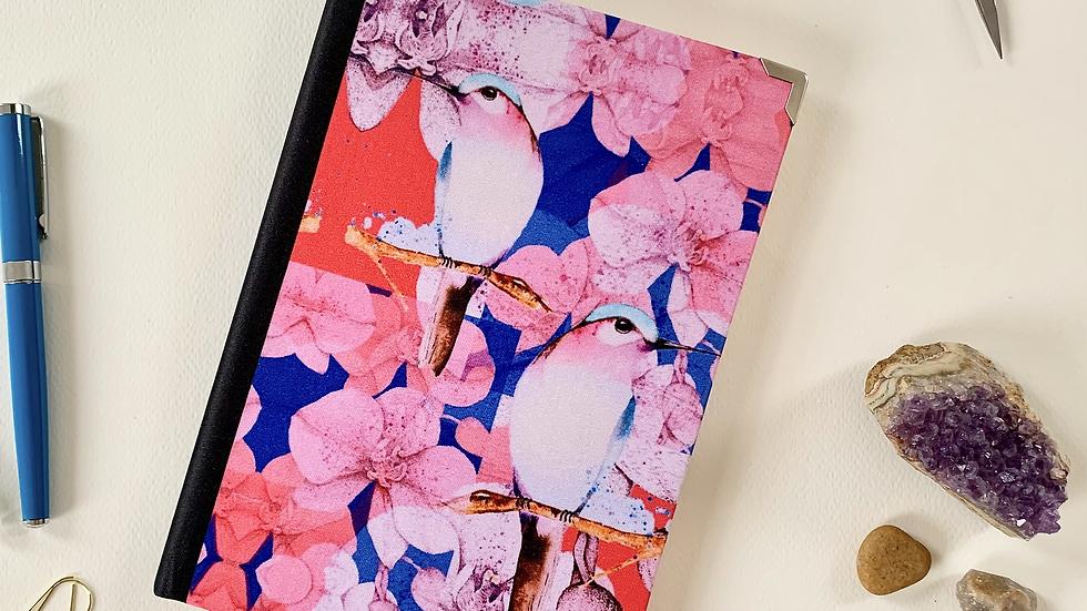 'Hummingbirds' Luxury notebook