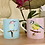 Thumbnail: 'Bird and Botanical' set of two mugs