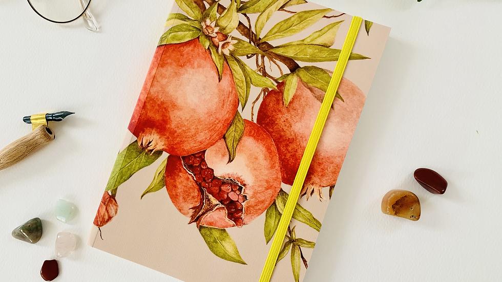 'Pomegranate' notebook