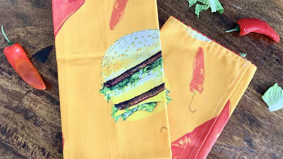 'Chilli Burger'